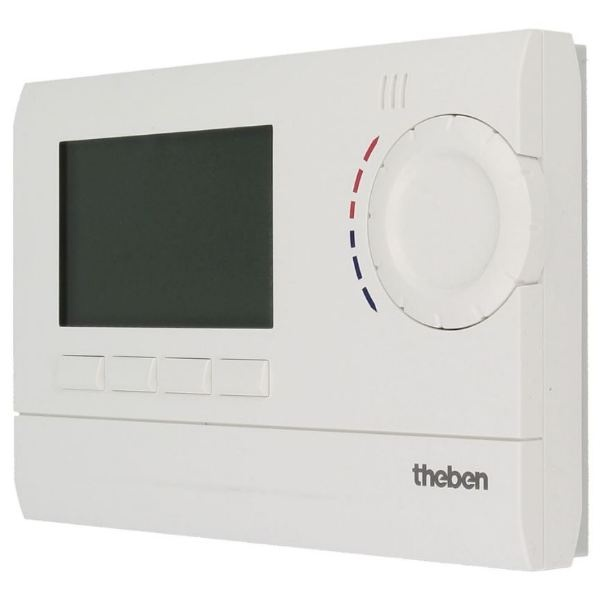 Theben Digital-Uhrenthermostat RAMSES 832 top2 - 8320132