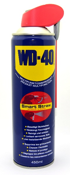 Multifunktionsspray WD-40 Smart Straw 450ml