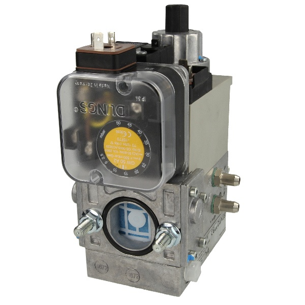 Dungs Gas-Multiblock MB-LE 405 B01, S23 Weishaupt