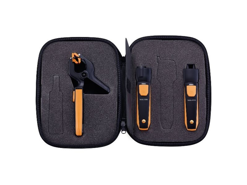 Testo Smart Probes Heizung-Set - 0563.0004-10
