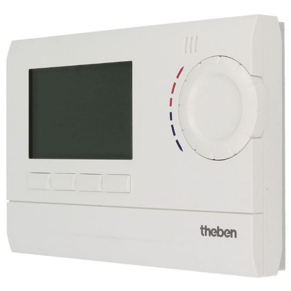Theben Digital-Uhrenthermostat RAMSES 831 top2 - 8319132
