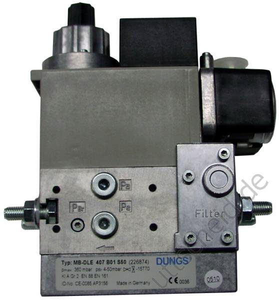 Dungs Gas-Multibloc MB-DLE 405 B 01, S 50 - 1/2