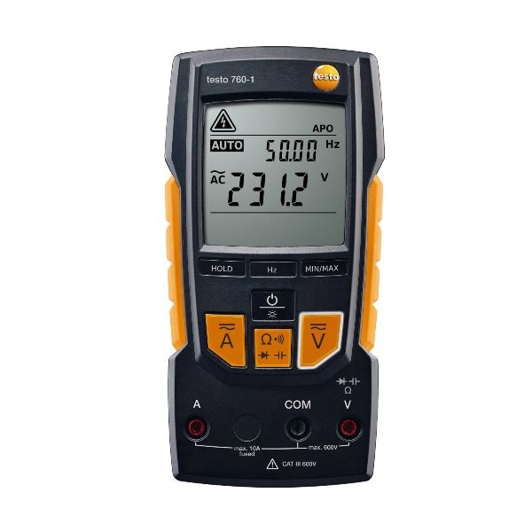 Testo 760-1 - Digital-Multimeter - 0590.7601